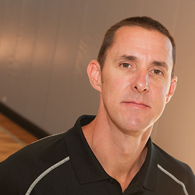 Byron Jenson, General Manager & Director of Basketball Operations