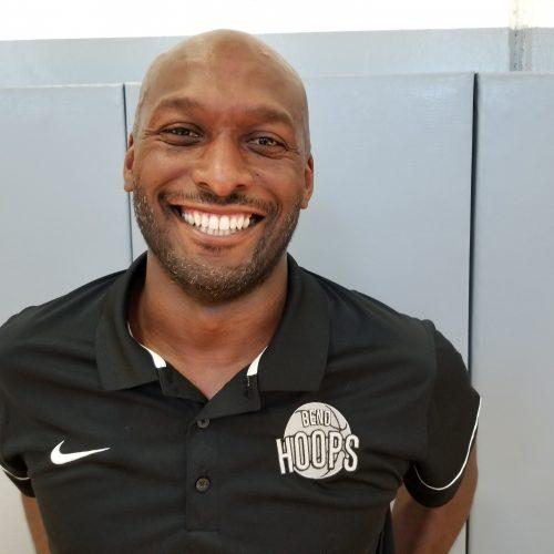 Kaya Crump, General Manager and Director of Basketball